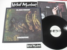 BLACK WIDOW - SACRIFICE (VINIL)