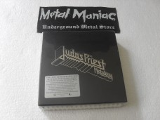JUDAS PRIEST - METALOGY (BOX)