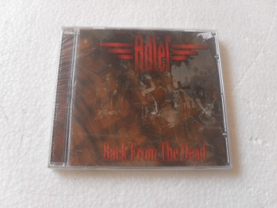 ADLER - BACK FROM THE DEAD (CD)