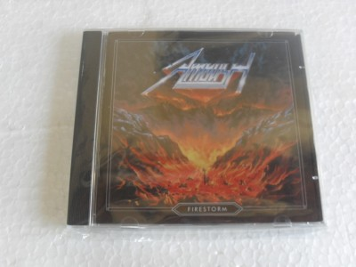 AMBUSH - FIRESTORM (CD)