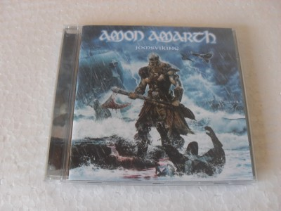 AMON AMARTH - DJOMSVIKING (CD)