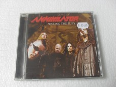 ANNIHILATOR - WAKING THE FURY (CD)