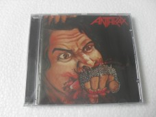ANTHRAX - FISTFUL OF METAL (CD)