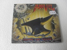 ANVIL - POUND FOR POUND (CD)