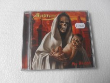ARTILLERY - MY BLOOD (CD)