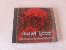 AXECUTER / HELLSTORM - SPLIT (CD)