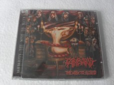 BARBARITY - THE WISH TO BLEED (CD)