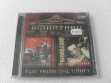 BIOHAZARD - URBAN DISCIPLINE / NO HOLDS BARRED - DUPLO (CD)