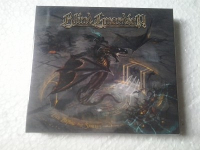 BLIND GUARDIAN - LIVE BEYOND THE SPHERES - TRIPLO (CD)