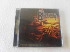 BRUTALITY - WHEN THE SKY TURNS BLACK (CD)
