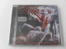 CANNIBAL CORPSE - TOMB OF THE MUTILATED (CD)