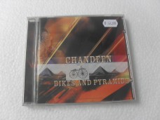 CHANDEEN - BIKES AND PYRAMIDS (CD)
