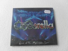 CINDERELLA - LIVE AT THE MOHEGAN SUN (CD)