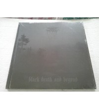 DARKTHRONE - BLACK DEATH AND BEYOND - TRIPLO (CD)