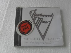 FLEETWOOD MAC - THE VINTAGE YEARS LIVE (CD)