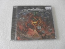 GAMMA RAY - MASTER OF CONFUSION (CD)