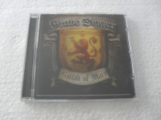 GRAVE DIGGER - BALLAD OF MARY (CD)