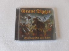 GRAVE DIGGER - THE CLANS WILL RISE AGAIN (CD)