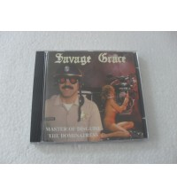 SAVAGE GRACE - MASTER OF DISGUISE / THE DOMINATRESS (CD)