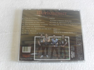 WARHAMMER - NO BEAST SO FIERCE... (CD)