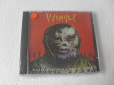 WINGER - BLIND REVOLUTION MAD - PROMO (CD)