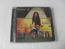 YNGWIE J. MALMSTEEN - INSPIRATION - DUPLO (CD)