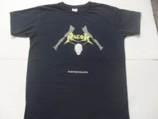 RAZOR - CUSTOM KILLING (CAMISETA)
