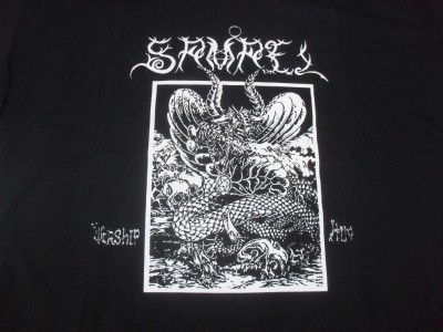 Samael - Worship Him (Camiseta)