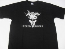 Venom - Black Metal  (Camiseta)