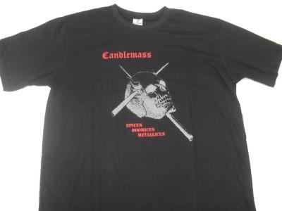 Candlemass - Epicus Doomicus Metallicus  (Camiseta)