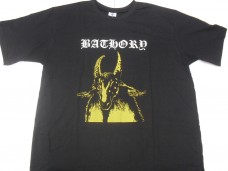 Bathory – Bathory Yellow Goat  (Camiseta)