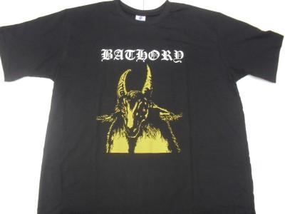 Bathory – Bathory Yellow Goat  (Camiseta)