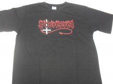 Possessed - Logotipo Seven Churches  (Camiseta)