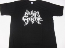 Nasty Savage - Logotipo  (Camiseta)
