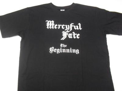 Mercyful Fate – Logotipo Mercyful Fate - The Beginning (Camiseta)