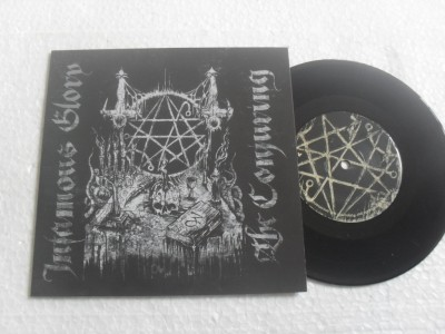 INFAMOUS GLORY - THE CONJURING (COMPACTO 7'')