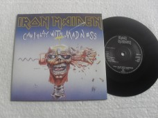 IRON MAIDEN - CAN I PLAY WITH MADNESS (COMPACTO 7'')