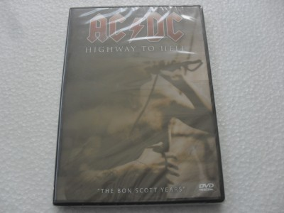 AC/DC - HIGHWAY TO HELL (DVD)