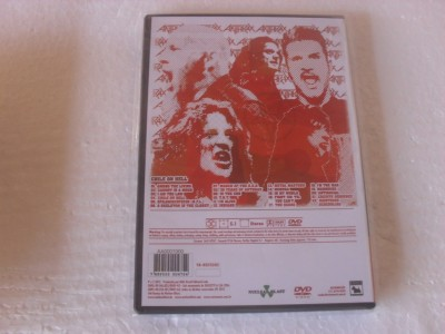 ANTHRAX - CHILE ON HELL (DVD)