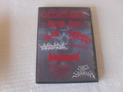 CATACLISMA - METAL FEST (DVD)