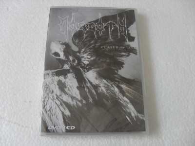 MORGOTH - CURSED TO LIVE - TRIPLO (DVD)
