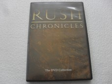 RUSH - CHRONICLES (DVD)