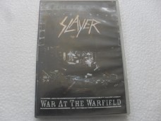SLAYER - WAR AT WARFIELD (DVD)