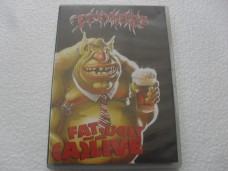 TANKARD - FAT, UGLY AND STILL ALIVE - DVD DUPLO