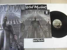 IMMOLATION - KINGDOM OF CONSPIRACY (VINIL)