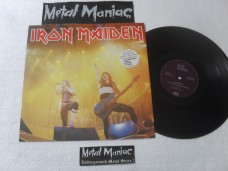 IRON MAIDEN - RUNNING FREE LIVE - SINGLE (VINIL)