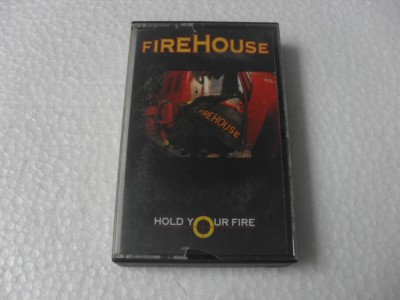 FIREHOUSE - HOLD YOUR FIRE (K7)
