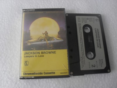 JACKSON BROWNE - LAWYERS IN LOVE (K7)