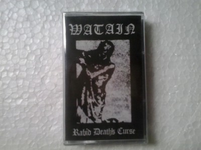 WATAIN - RABIDS DEATHS CURSE (K7)