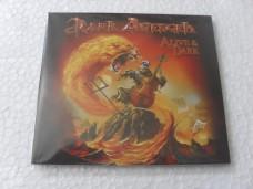 DARK AVENGER - ALIVE IN THE DARK - CD DUPLO